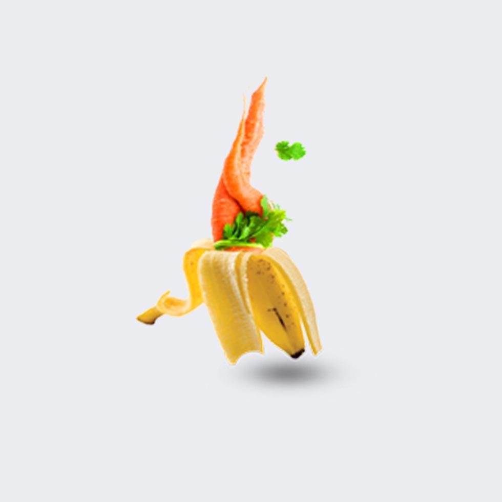 Banana vs Carrot