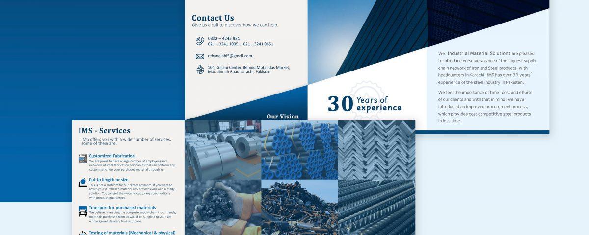 Industrial Material Solutions - Brochure