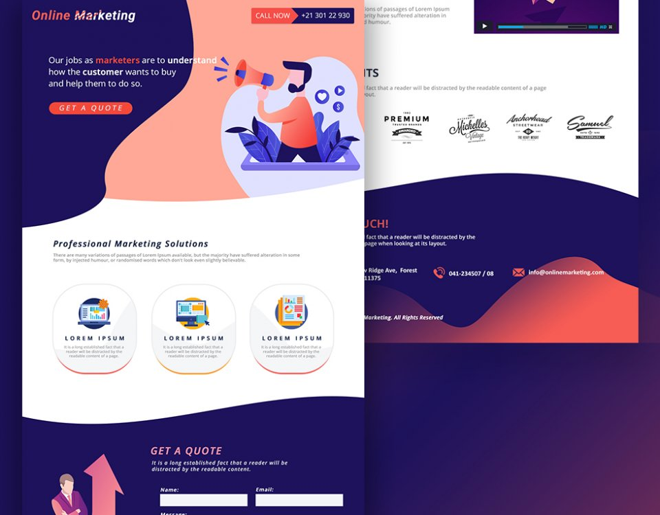 Web Design by Abdul Mateen - Graphic Designer & Front-End-Developer - Islamabad, Pakistan